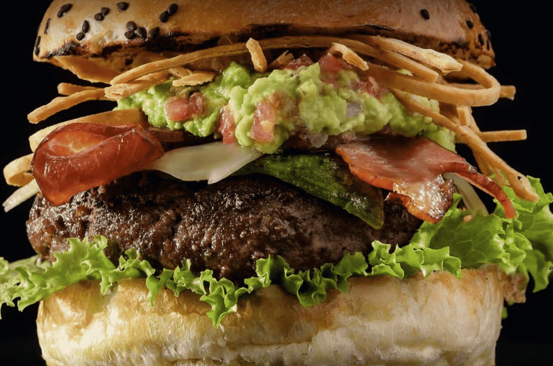 Mexico city burgers