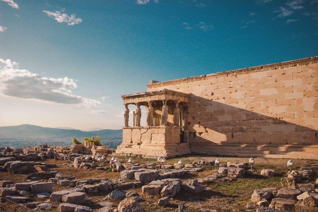 Delos Historical Island