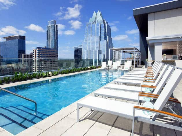The Westin Austin Downtown Hotel