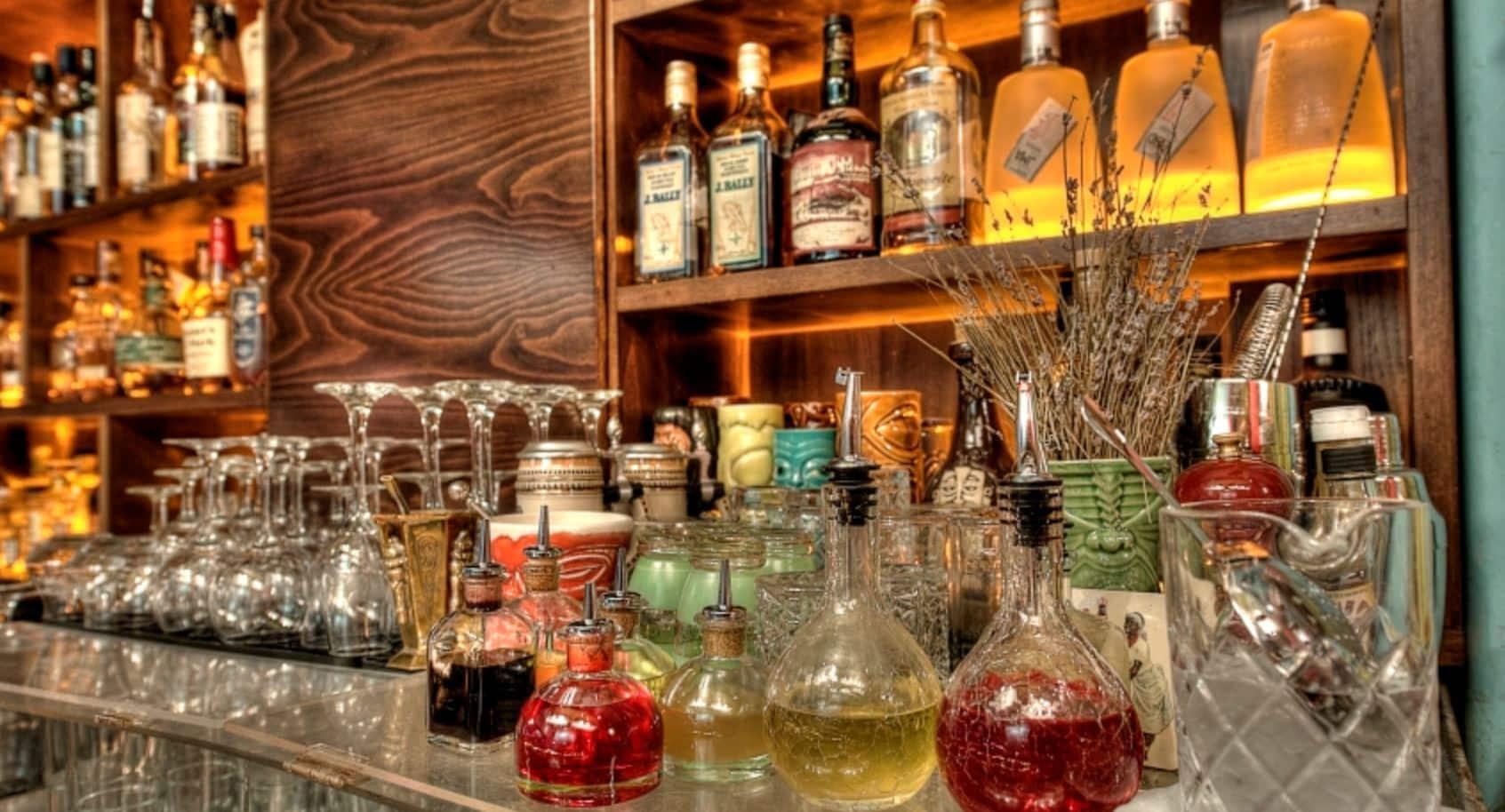 Baba Au Rum Bar