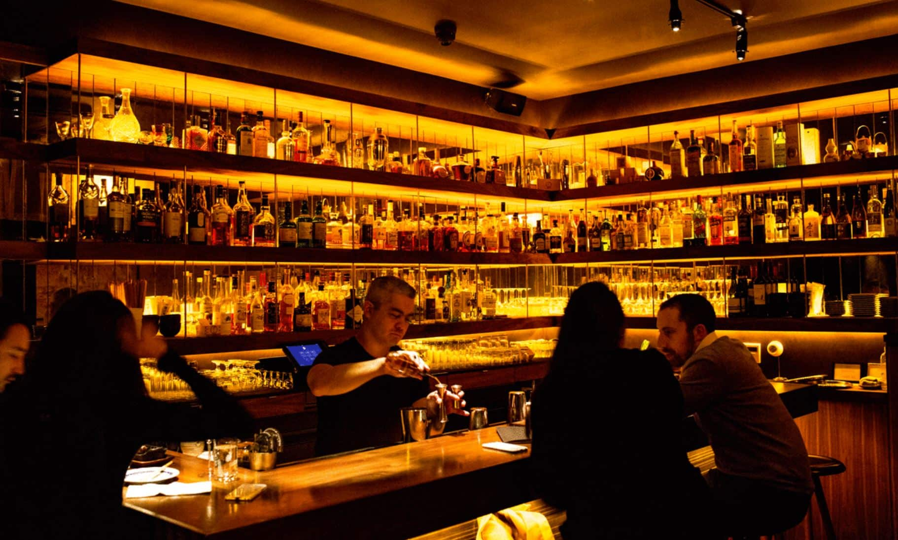 Bar Goto in New York