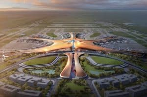 The World's Most Expensive Airport in Beijing