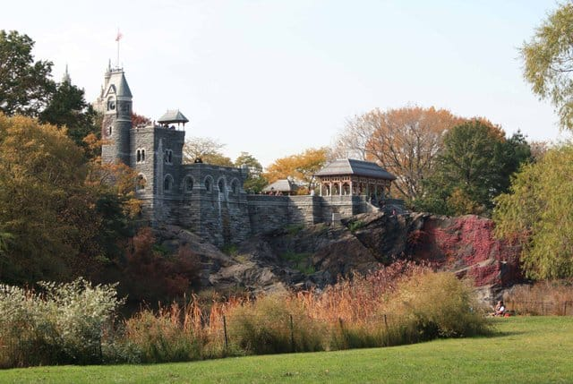 Central Park Belvedere Castle
