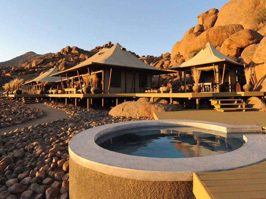 Boulders Safari Camp in Africa