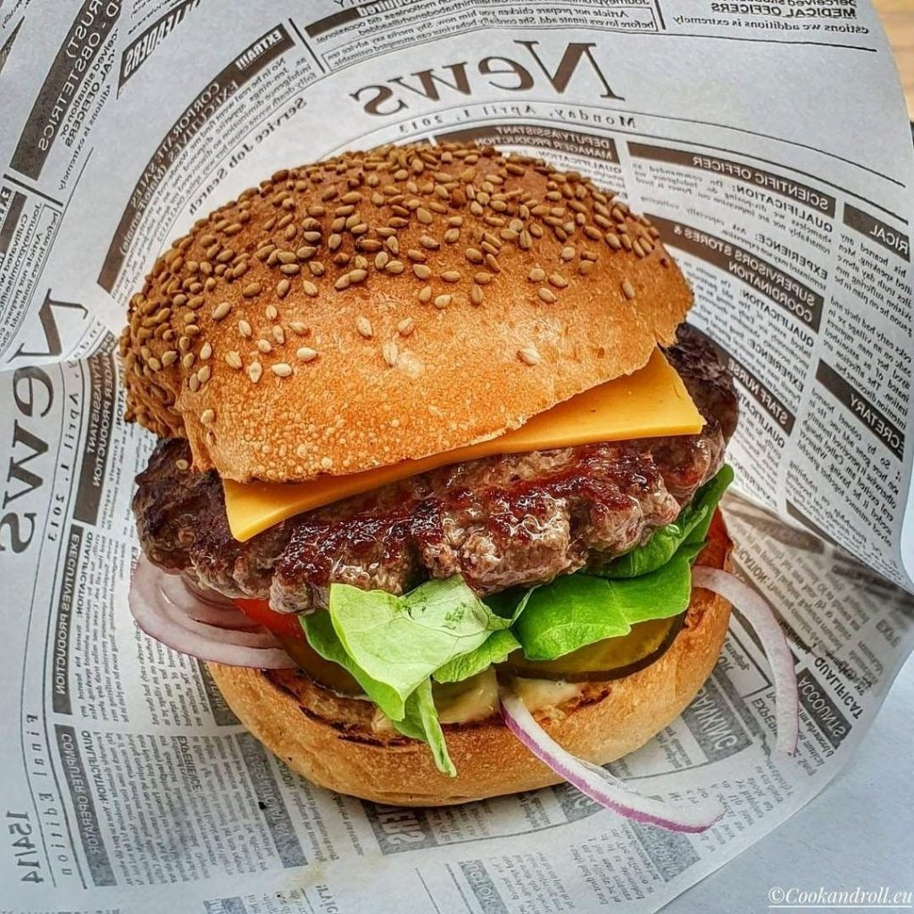 Broebbeleir Burger in Brussels