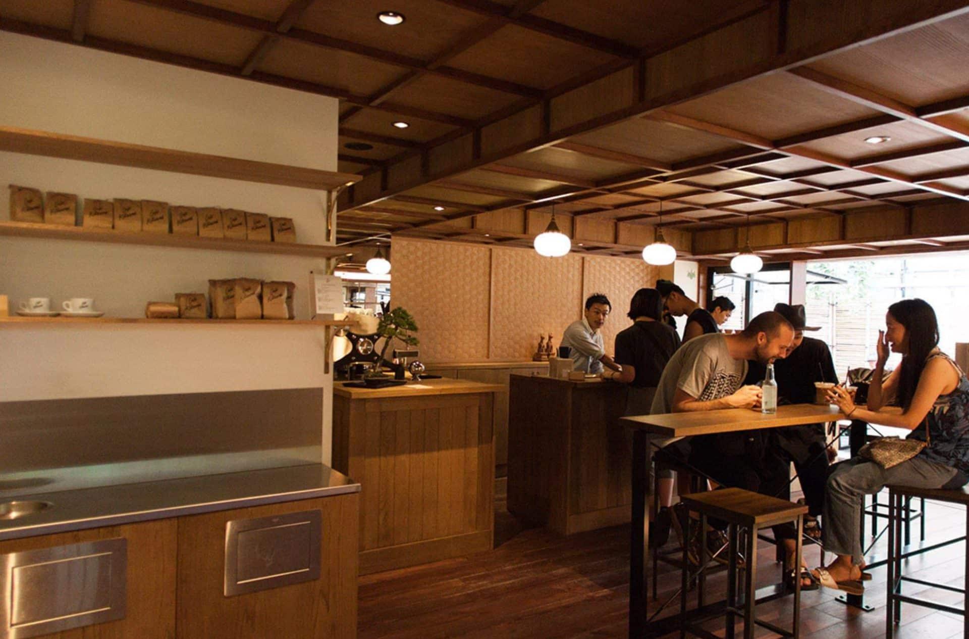 Café Kitsuné Aoyama