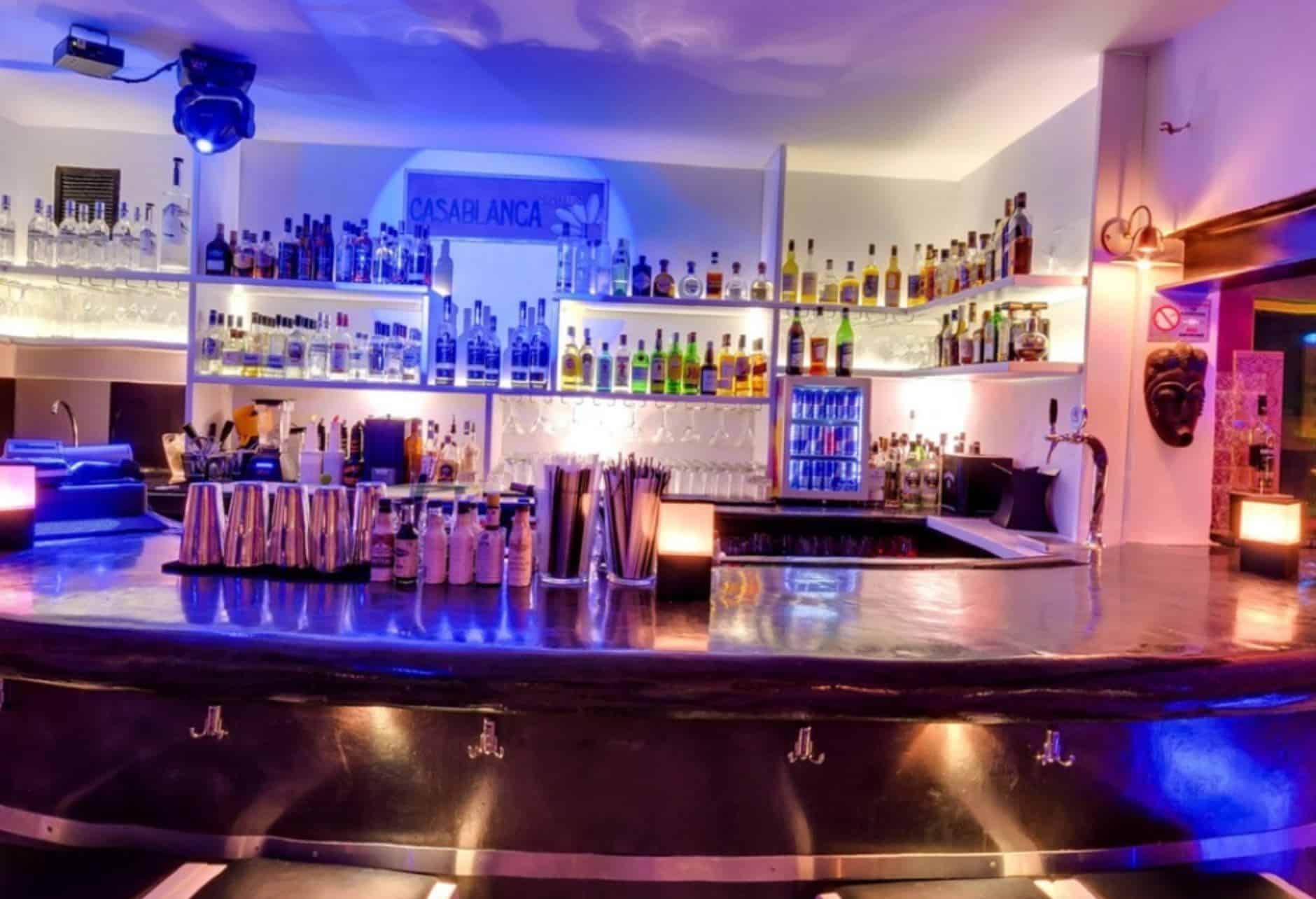 Casablanca Soul Bar Santorini
