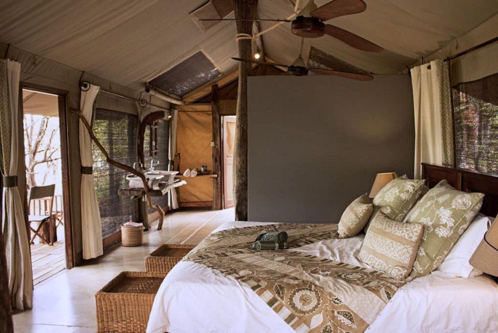 Changa Safari Camp in Africa