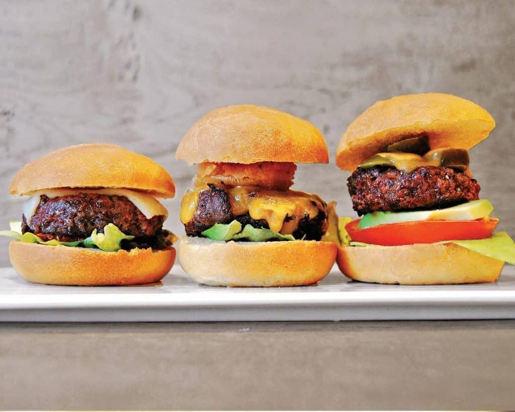 Cool Bun Hamburger