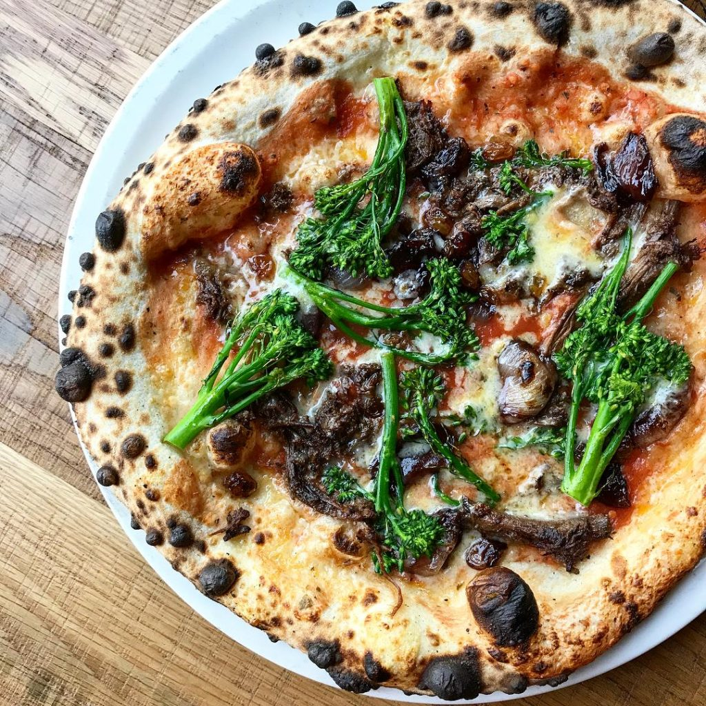 Double Zero Pizzeria in Atlanta