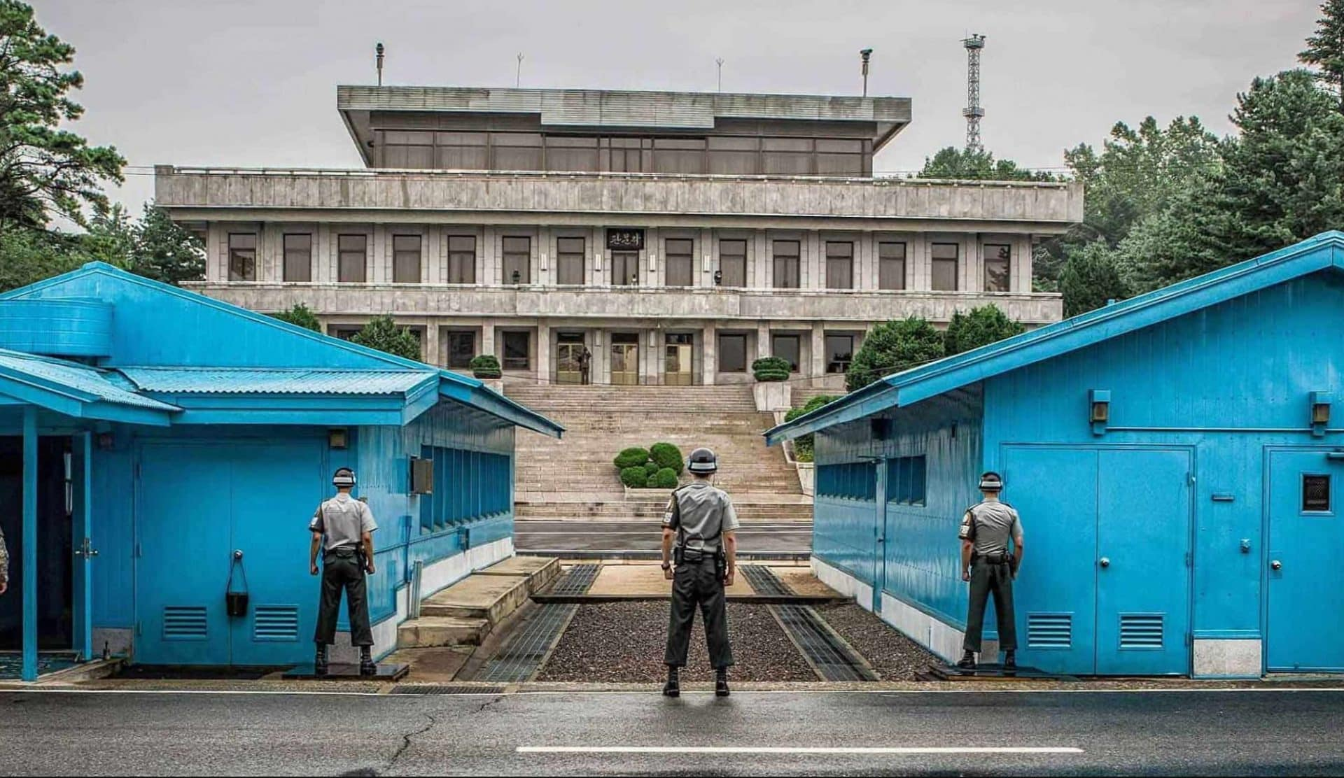 Demilitarized Zone Seoul