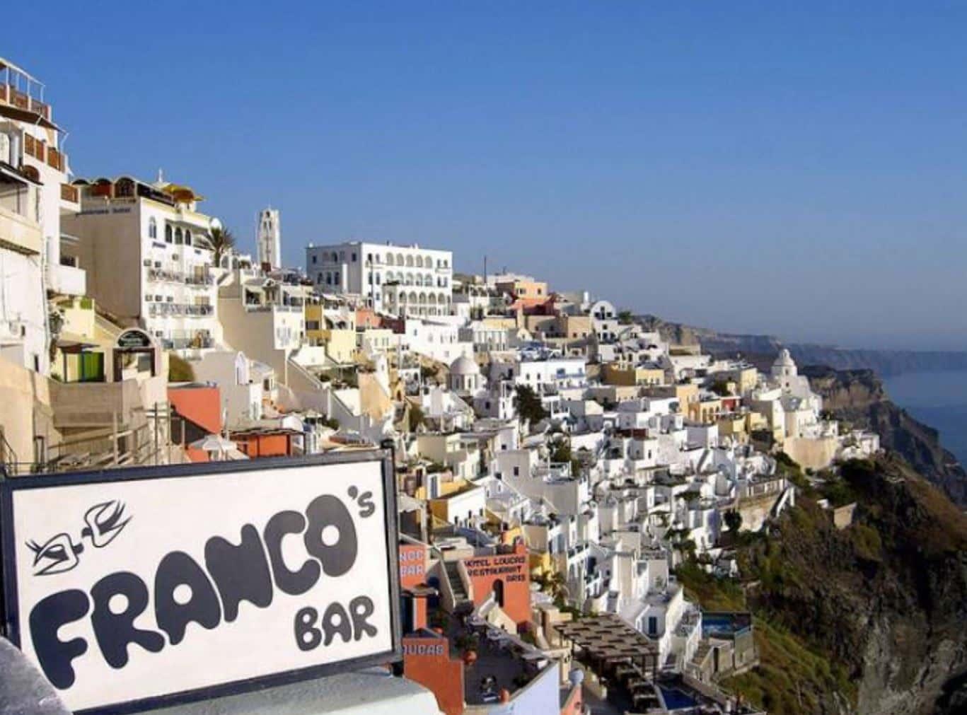 Franco's Santorini