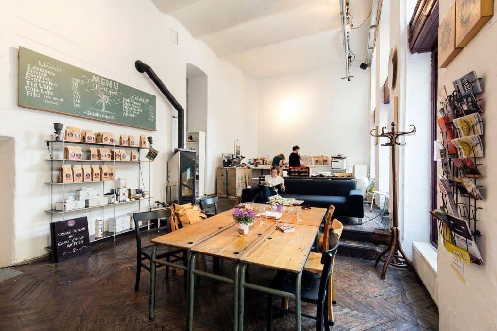 Fürth Kaffee x Cafe Comet