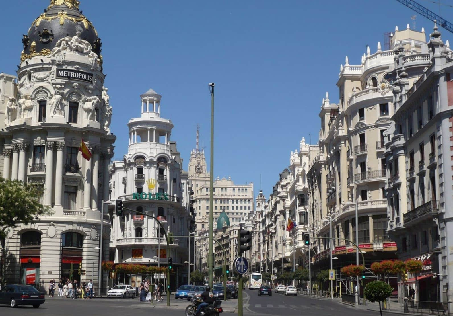 Stroll Along the Gran Via