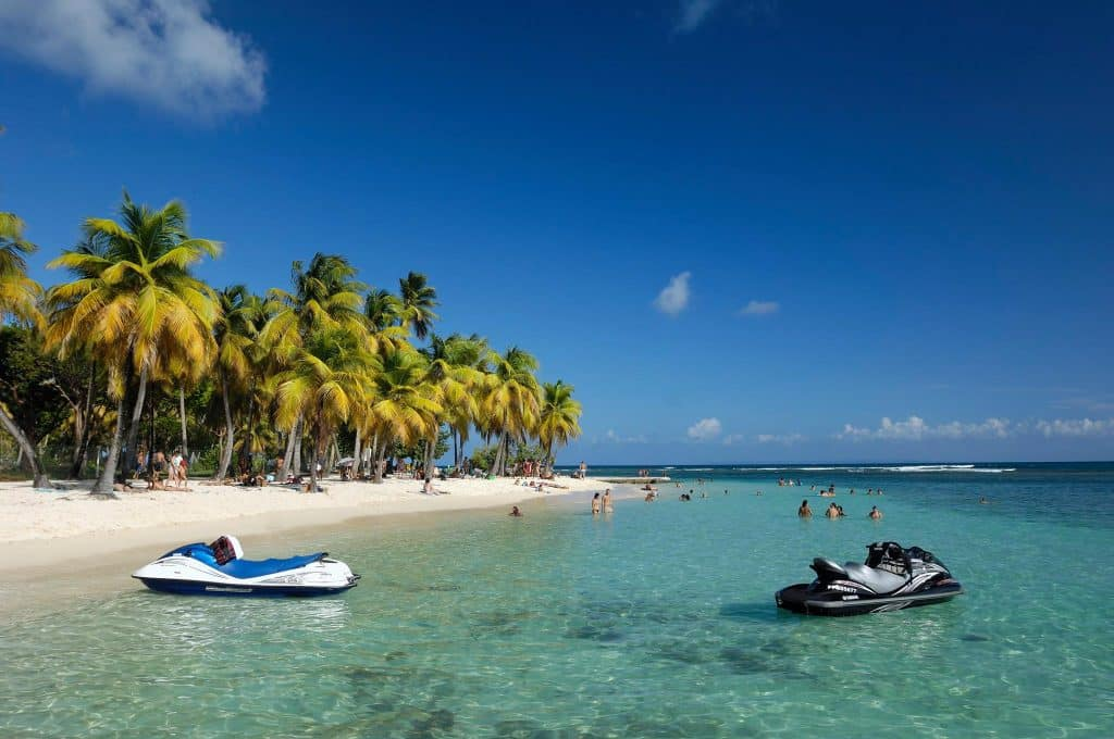 The Caribbean Island of Guadeloupe bucket list 2020s