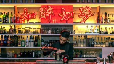 Taipei bar