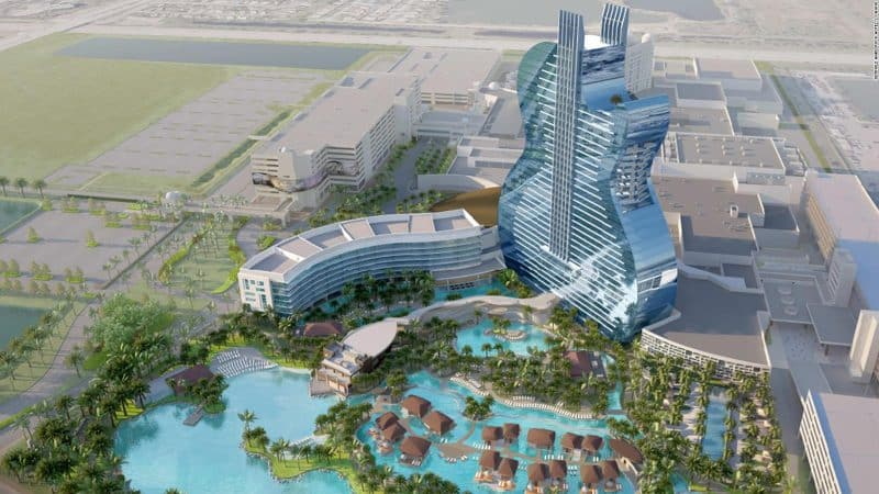 The New Hard Rock Hotel