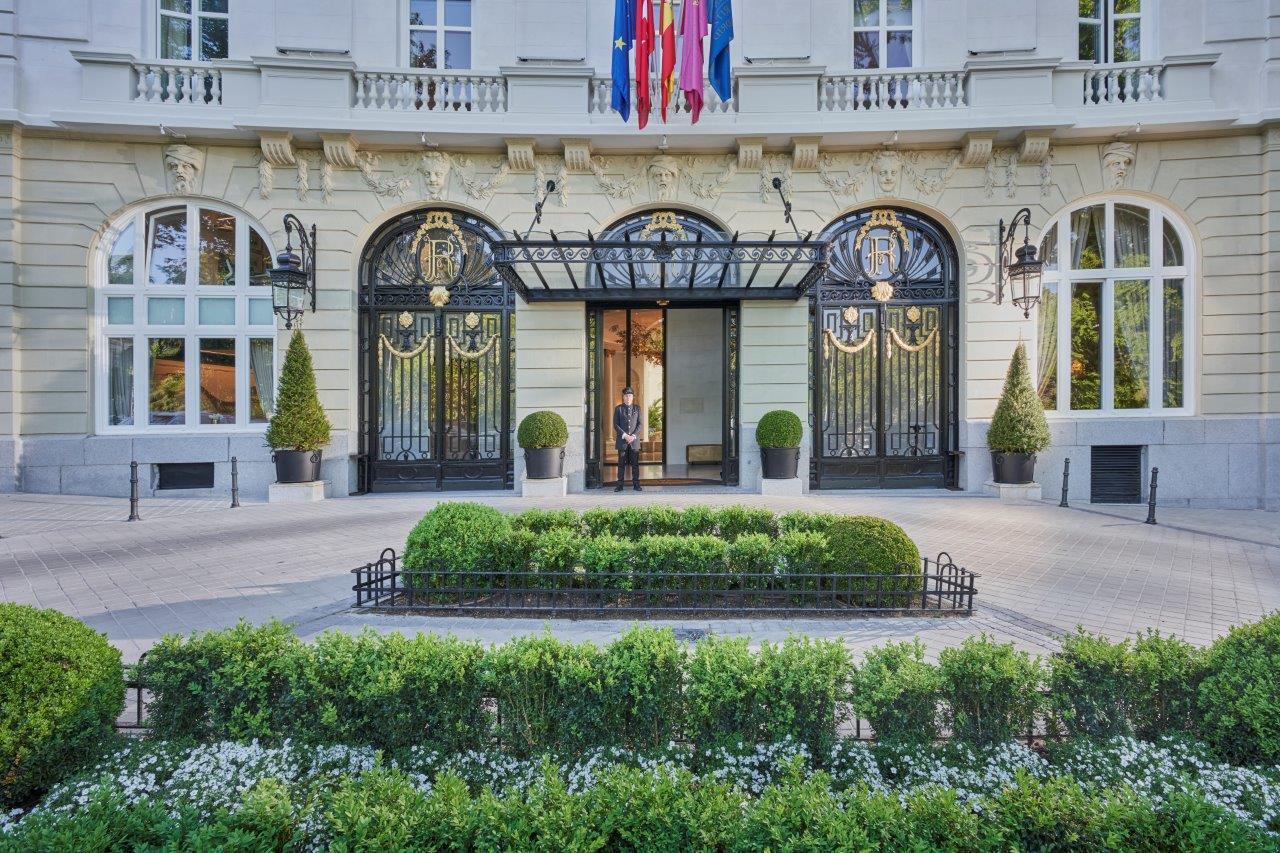 The Hotel Ritz Madrid