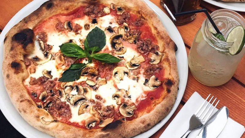 The 7 Best Pizzas In Hamburg