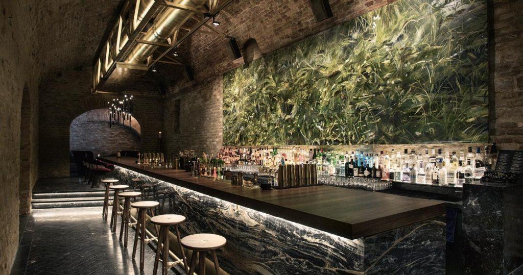Krypt Bars In Vienna