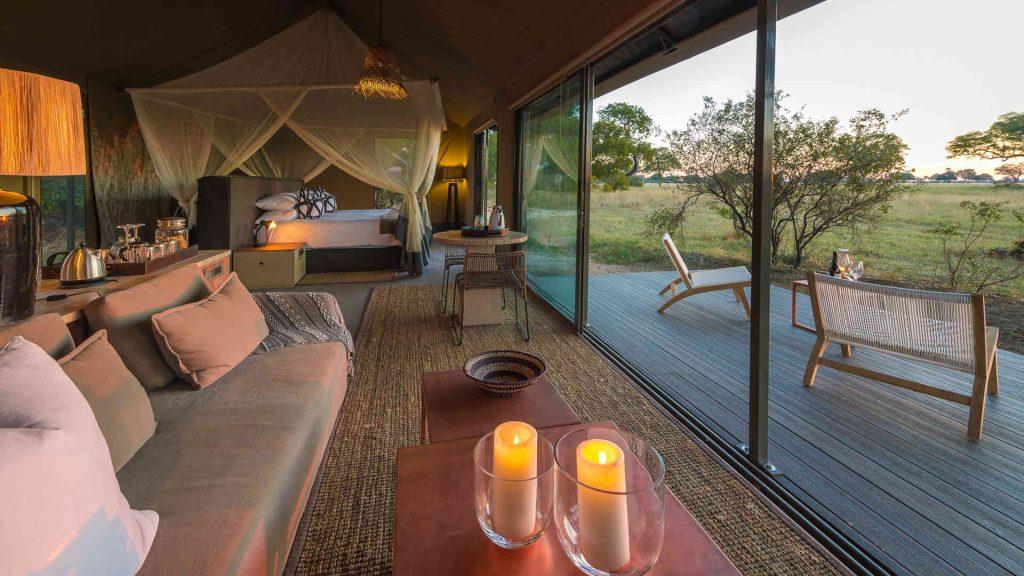 Linkwasha Camp in Africa