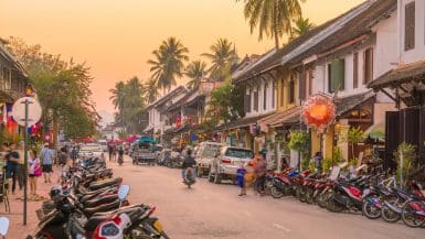A Day Spend In Luang Prabang, Laos