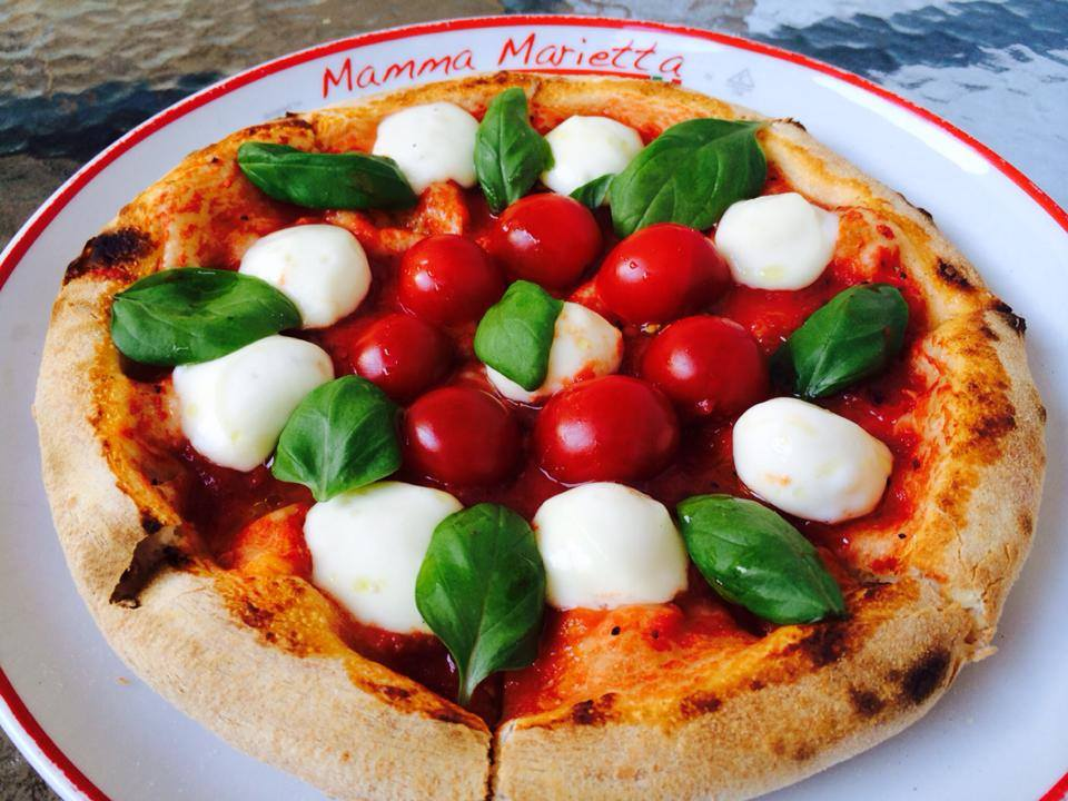 Mamma Marietta Pizza In Warsaw