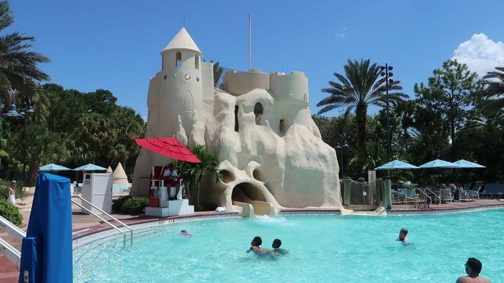 Old Key West Resort in Disney Park