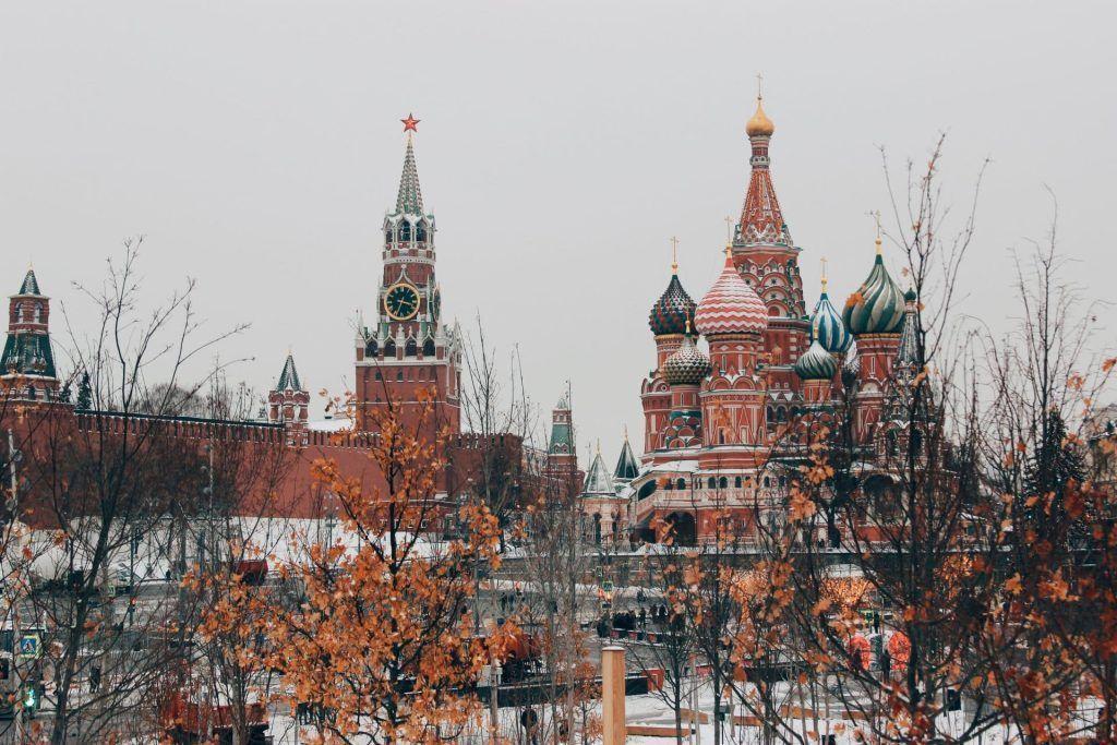 Russia'scosmopolitan capital