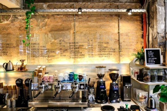 The 7 Best Coffee In Athens