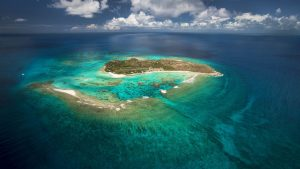 Richard Branson's Necker Island