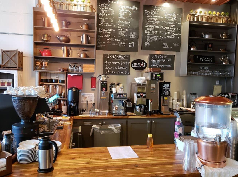 Nexus Coffee & Creative in Little Rock