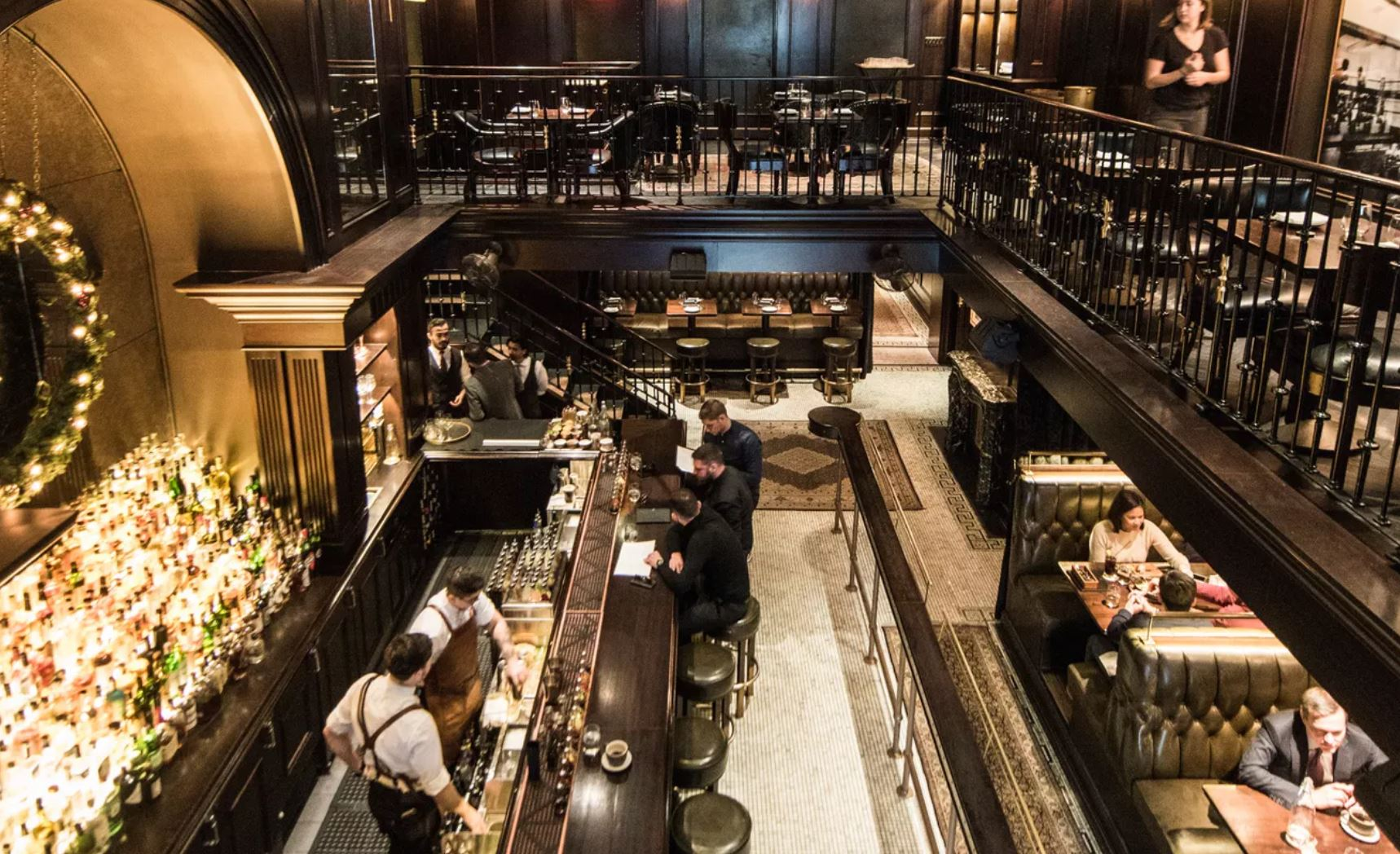 NoMad Bar in New York