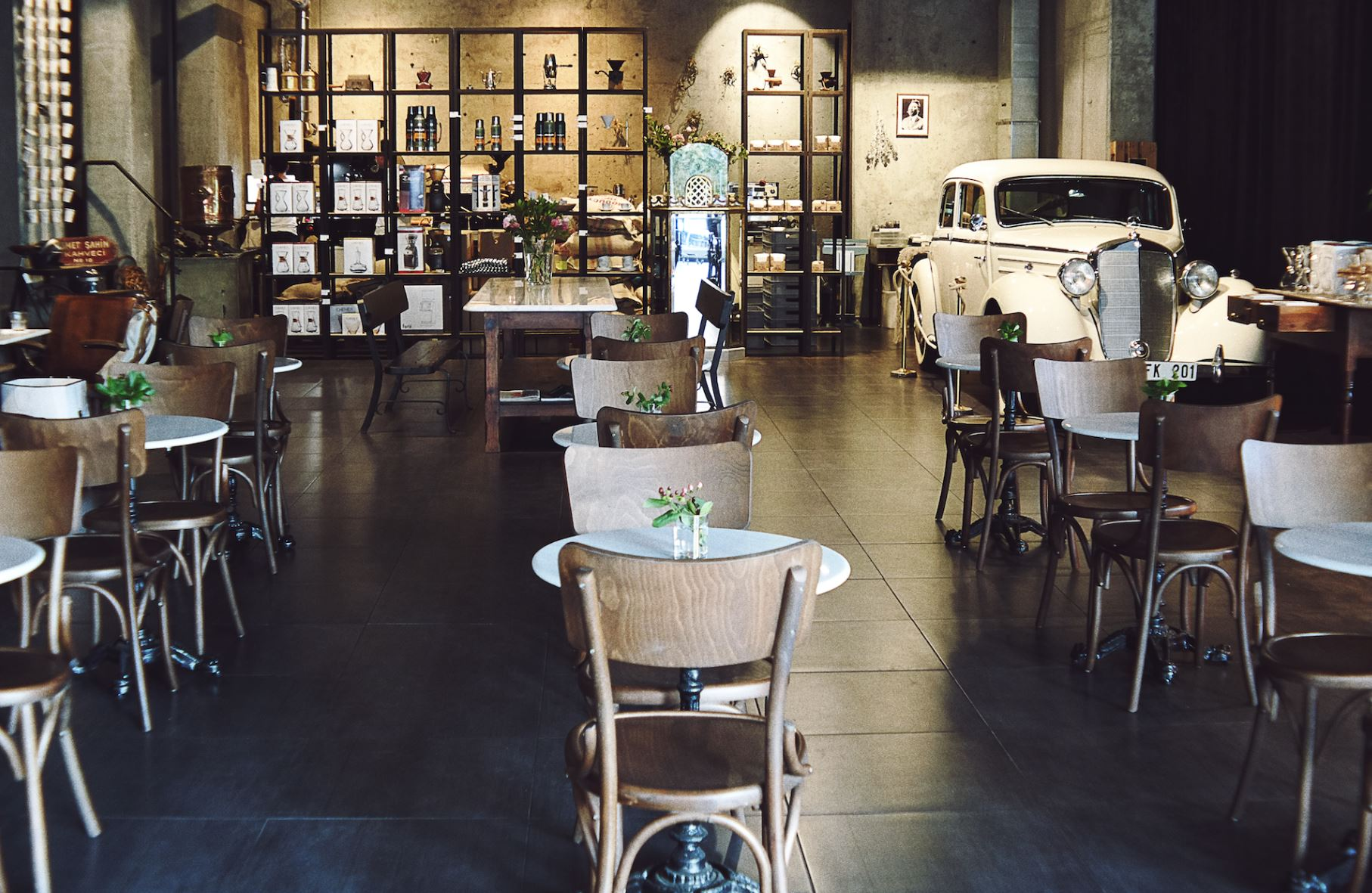 The very Worlds Best Coffee Shops