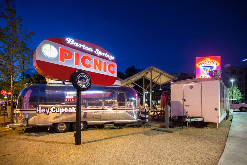Eat your way around the city's Food Trucks in Austin