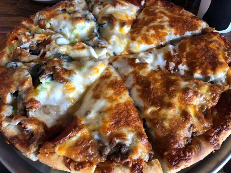 Pizza Palace in Nebraska