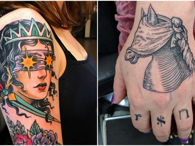 The 50 Best Tattoo Parlours In America Big 7 Travel