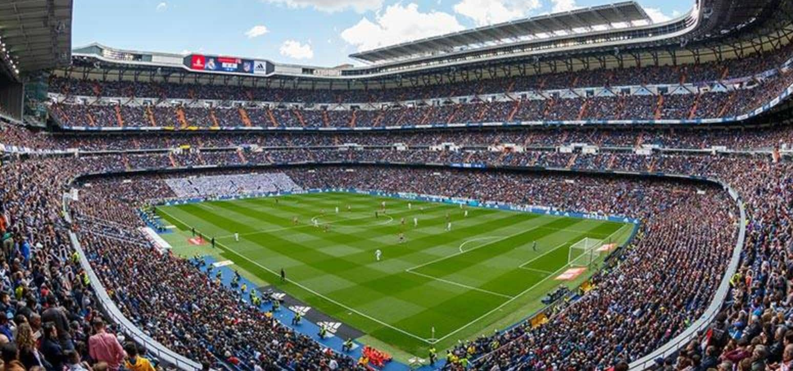 Watch a Real Madrid Match