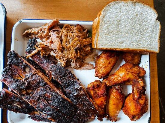 Rodney Scott's BBQ in Charleston