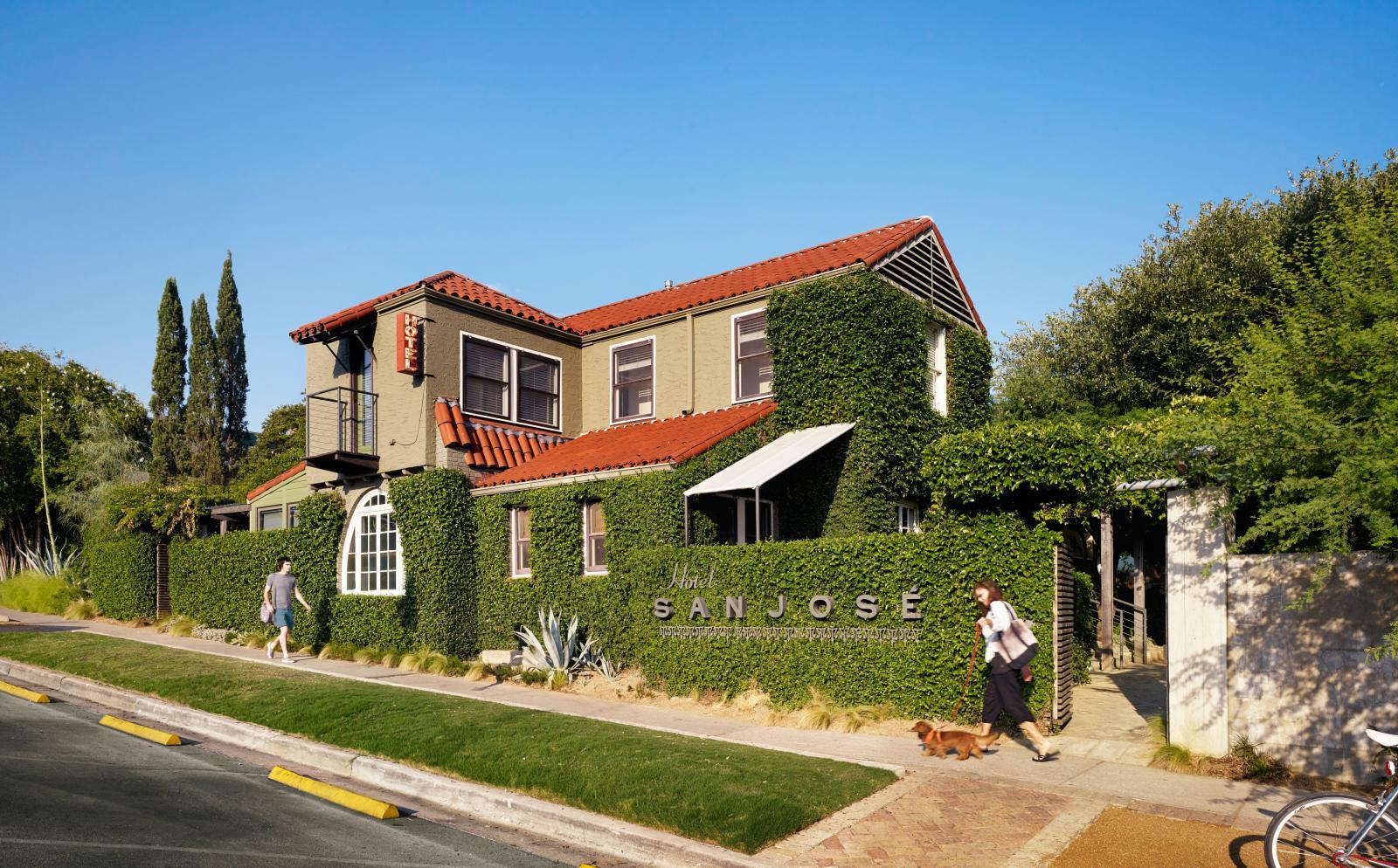 Hotel San José in Austin