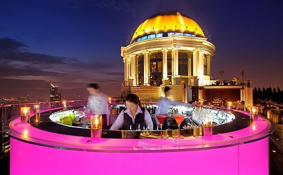 Sky Bar at Lebua