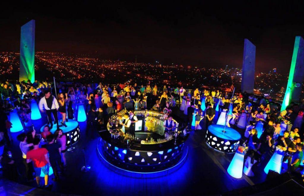 Sky 36 Rooftop Bar