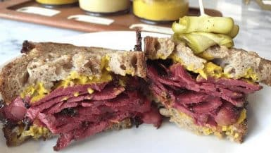 Toronto sandwiches