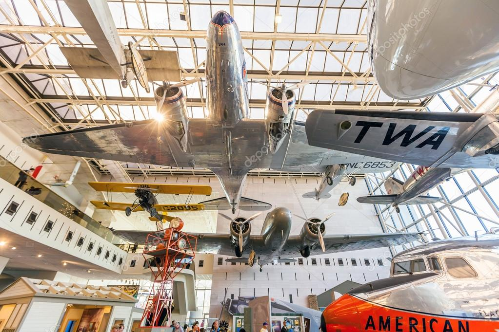National Air and Space Museums