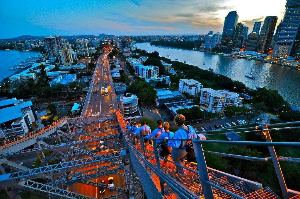 Story Bridge Adventure Climb in Brisbane