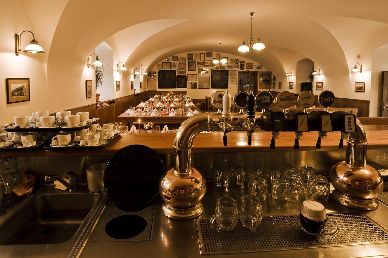 Strahov Monastery Brewery bar