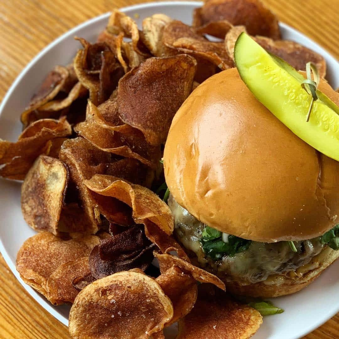 Tinker Street Hamburger