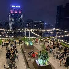 Best Rooftop Bars In Hanoi