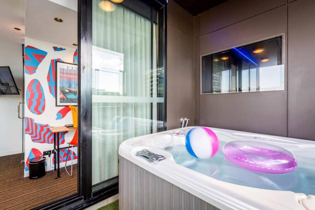 TRYP Fortitude Valley Hotel in Brisbane