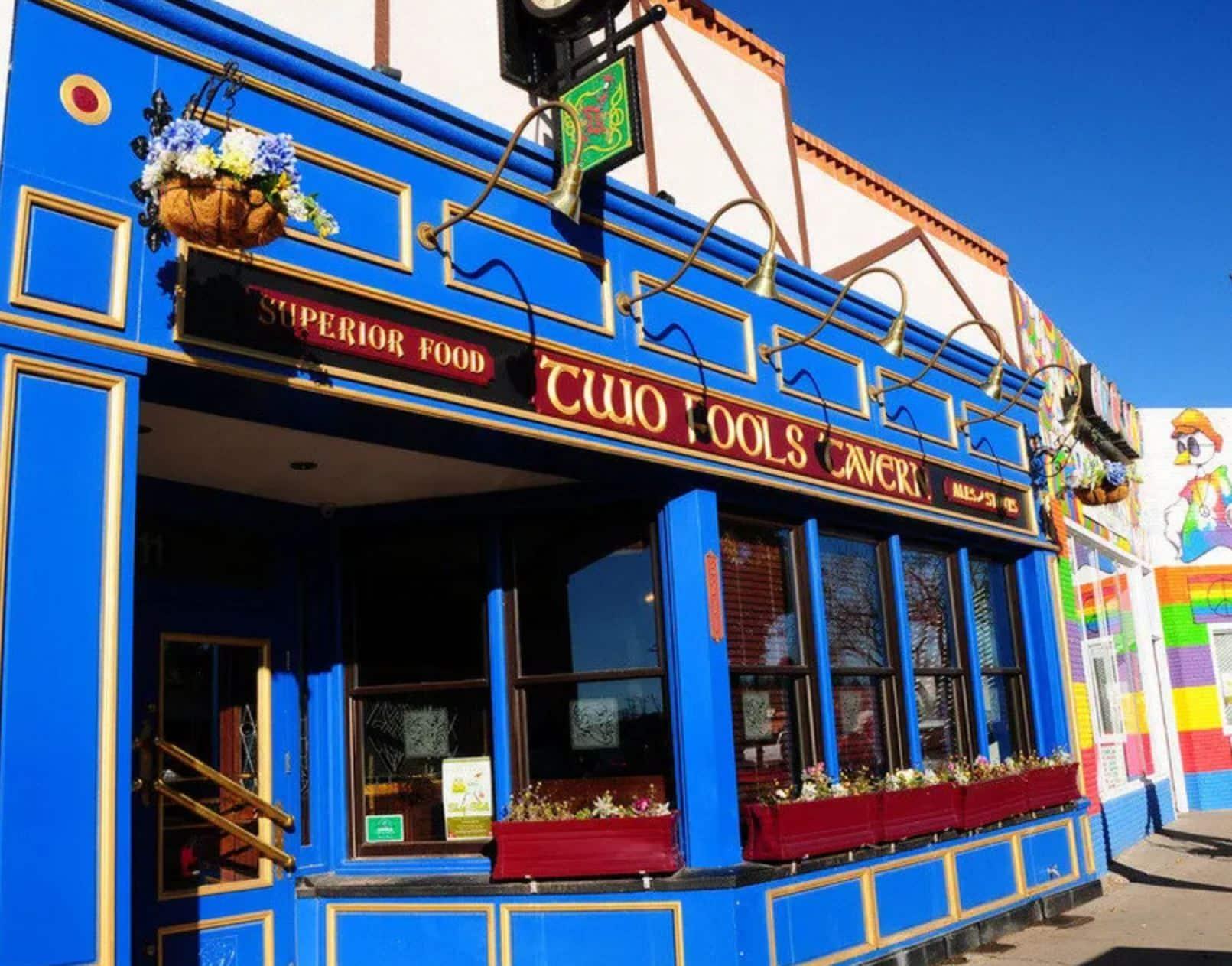 Two Fools Tavern Bar in Albuquerque